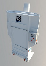 cabina de enlozado azimut 360