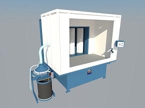cabina manual compact f