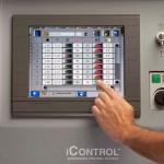 sistemas de control integral cabina de pintado